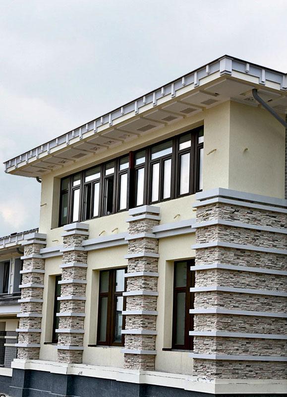 Краскопульт для покраски фасада дома