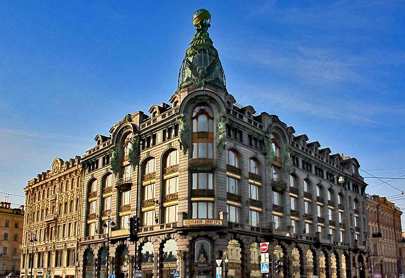 Барокко в архитектуре санкт-петербурга