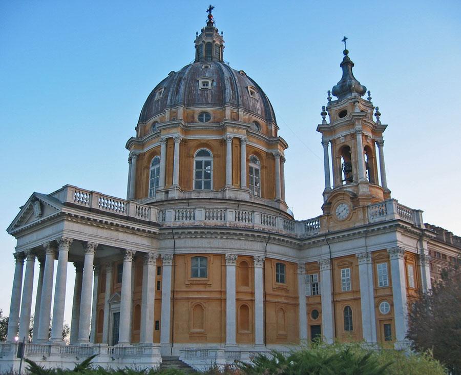 Барочная архитектура в италии