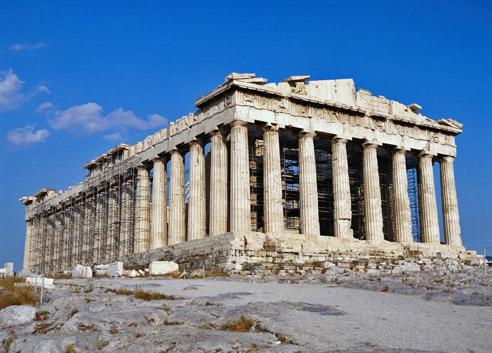 Древнегреческая архитектура основные виды строений и их особенности