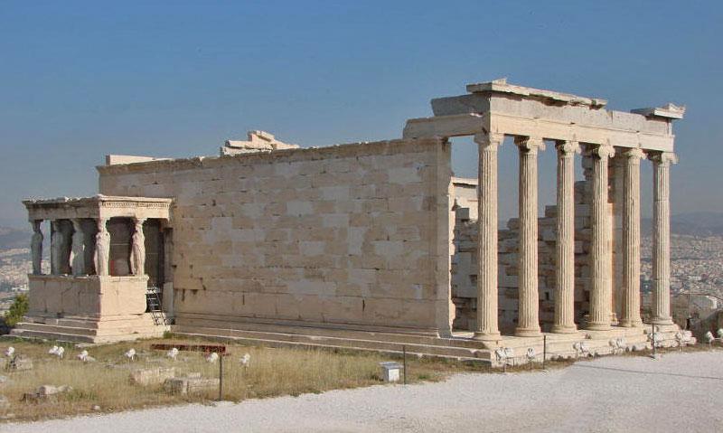 Информация про древнегреческую архитектуру