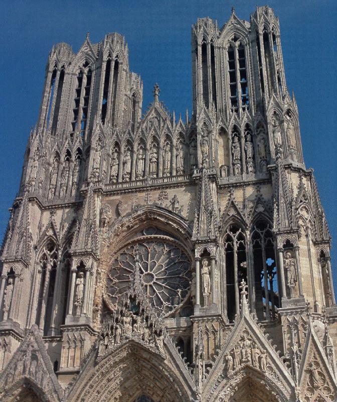 Архитектура готический стиль доклад 3827
