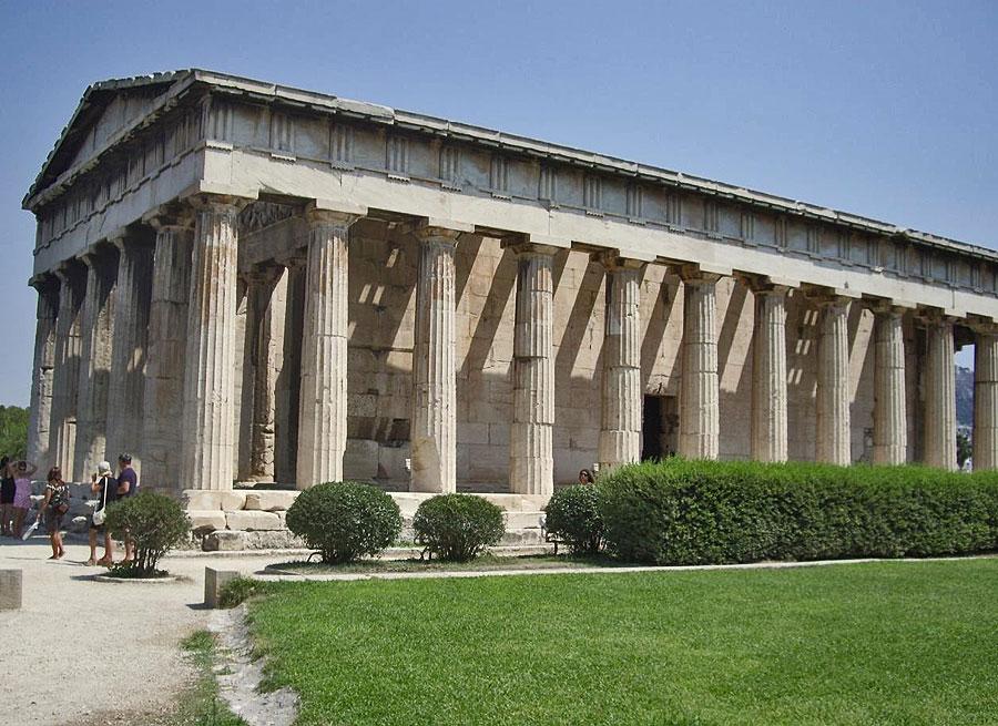 Понятия древнегреческой ордерной системы