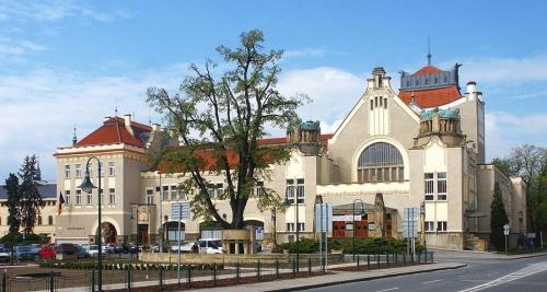 Общественный дом в Простеёве. архитектор Я. Котера. 1905 – 1907 гг.