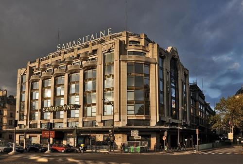 Магазин «Самаритэн». Архитектор Ф. Журдэн. Париж. 1905 г.